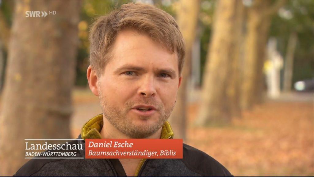 TV Interview beim SWR